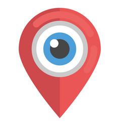 Location hunt vector
