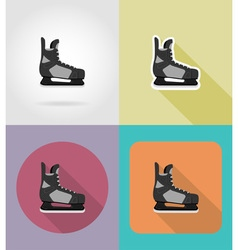 Sport flat icons 27 vector