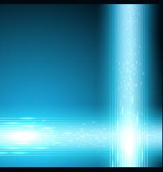 stream of binary code vector image