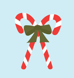Candy-canes vector
