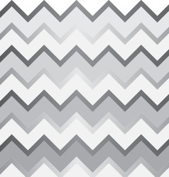 Grey and white chevron pattern vector