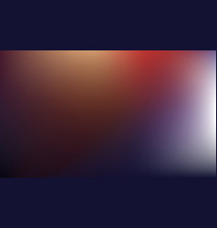 Blurred abstract glowing background vector