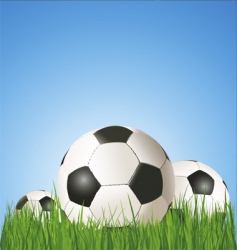 Football soccer Africa vector