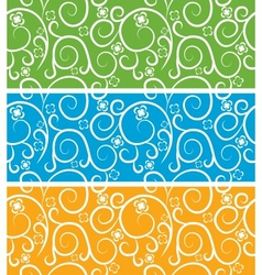 Seamless abstract pattern Abstract collection vector image