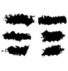 scribble vector image vector image