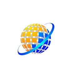 Global World Logo vector
