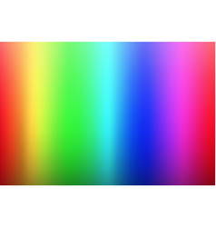 olor spectrum background rainbow colors palette vector image