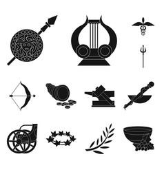 Religion and myths logo vector