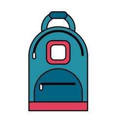 School supply icon image vector