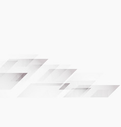White abstract background gray abstract modern vector
