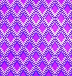 purple mosaic seamless pattern vector image