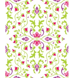 Bright pattern for textile vector