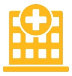 Clinic Icon vector image