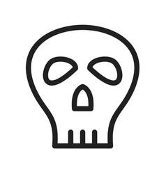 Pirate skull ii vector
