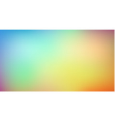 colorful blurred background made with gradient vector image