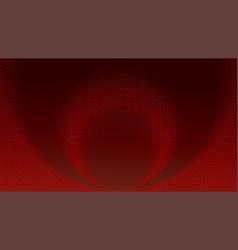 Dark maroon halftone background design template vector