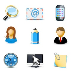 web icons | bella series 3 vector image vector image