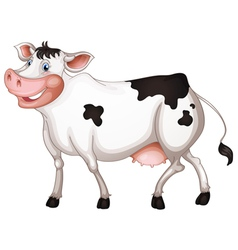 Dairy Cow vector