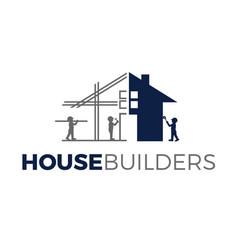 House builder vector