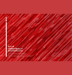 gradient red futuristic strip line pattern vector image
