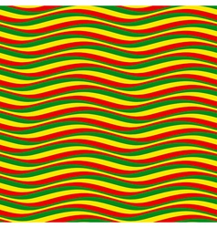 Pattern waves rasta vector