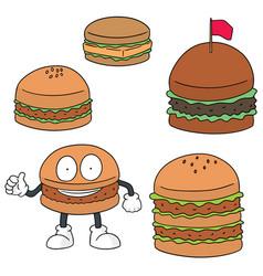 Set of burger vector