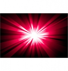 star light background vector image