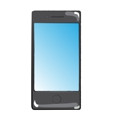Phone smartphone vector image