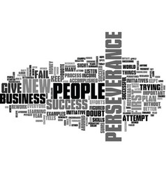 Without this no success text word cloud concept vector