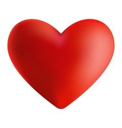 heart1 vector image vector image