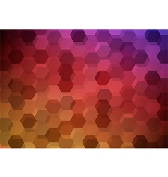 Six coving wave abstract backgrounds vector image vector image