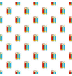 book pile pattern seamless vector image