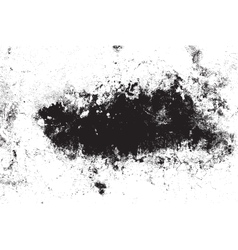 Distress Grunge Frame vector image