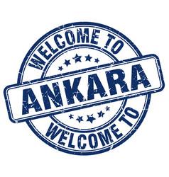 Welcome to ankara vector