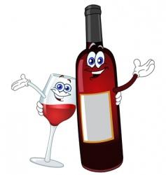 drinking buddies vector image