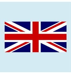 British flag color vector
