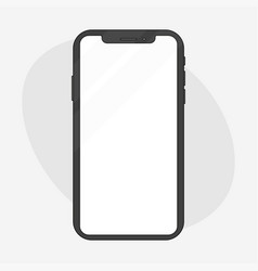 electronic device in a flat style style vector image
