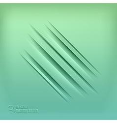 Gaps green vector