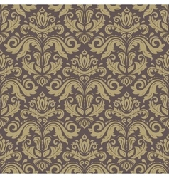 Damask Classic Pattern vector