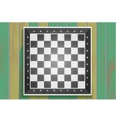 Checker background vector