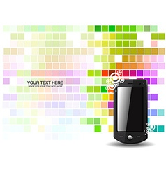 Abstract phone vector