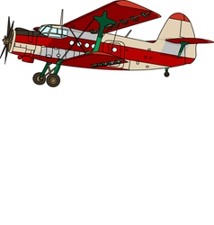 Light multipurpose aircraft vector
