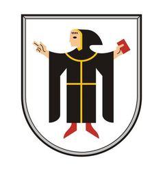 Munchen Coat of Arms vector image