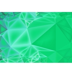 Polygonal abstract background low poly vector image