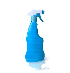 Spray cleaner for cleaning vector
