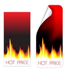 Hot price vector