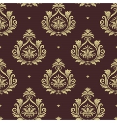 Royal seamless background vector