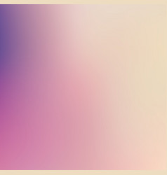Abstract blur gradient background with trend vector
