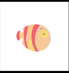 cute of fugu fish kawaii fugu fugu drawing cute vector image