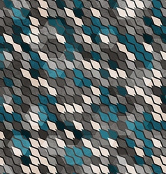 abstract scales seamless pattern vector image
